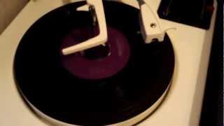 Gene Vincent ~ Woman Love - Original 45rpm Capitol 1956