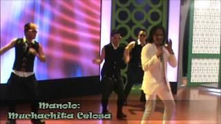 MANOLO - Muchachita Celosa