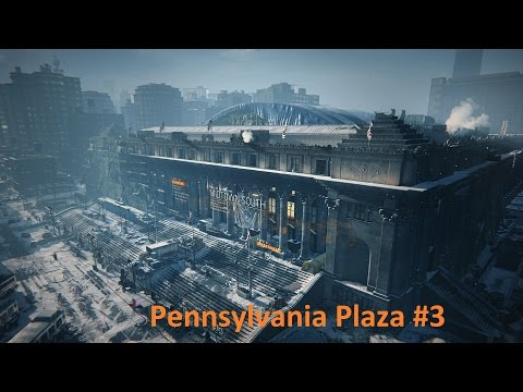 Tom Clancy's The Division // Pennsylvania Plaza  // Выполняе