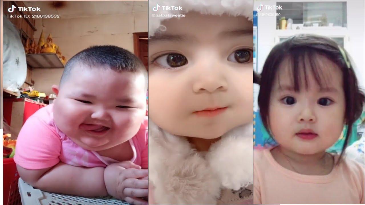 Cute Babies tiktok compilation - YouTube