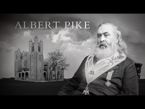 33 Degree Freemason, General Albert Pike, History - FULL LEN