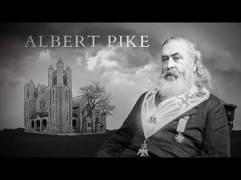 33 Degree Freemason, General Albert Pike, History - FULL LENGTH