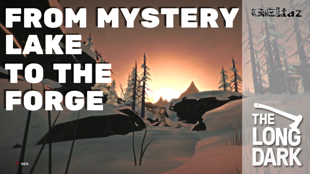 Worksheet. The Long Dark  From Mystery Lake to the Forge  YouTube