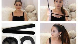 видео Как делать прически с помощью твистера