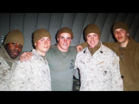 Marine Veteran Gets Back Iraq Photos 9 Years After They Were Stolen