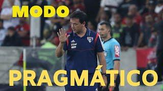 São Paulo de Fernando Diniz joga para não perder. E consegue. Nem parecia o time de Fernando Diniz