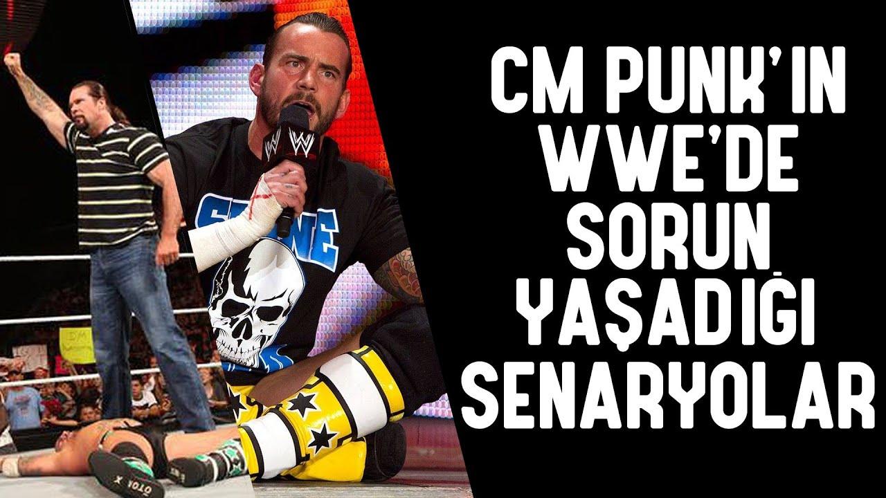 CM Punk'un WWE'de Yaşadığı En Önemli Sorunlar