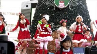アクターズスクール広島 クリスマスイベント in 基町クレド キッズクラ...