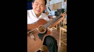 Trống cơm - Guitar và ốc lục giác