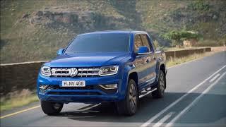 Volkswagen Amarok   -  драйв і інтерьер!