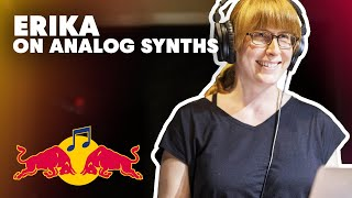 Erika on Analog Synthesis | Red Bull Music Academy