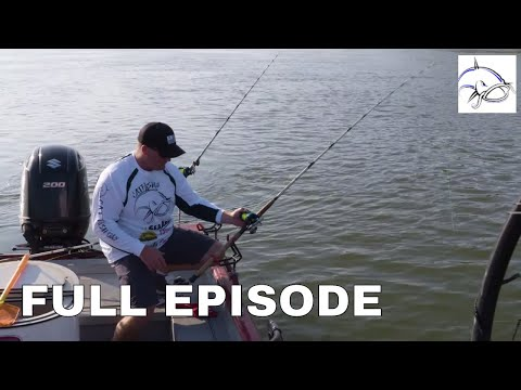Catfish Crazy: Full Episode - Ohio River Solo Fishing (Season 1, Episode 3)