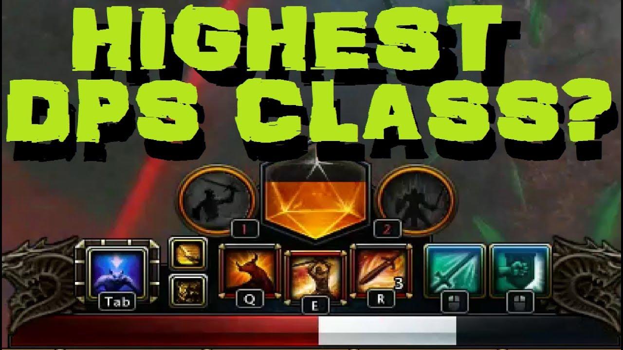 Neverwinter Best Dps Class 2019 Neverwinter Highest DPS Class!   YouTube
