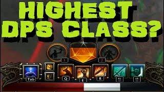 Neverwinter Highest DPS Class!