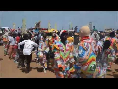 Highlights of 3rd Ghana Carnival 2016