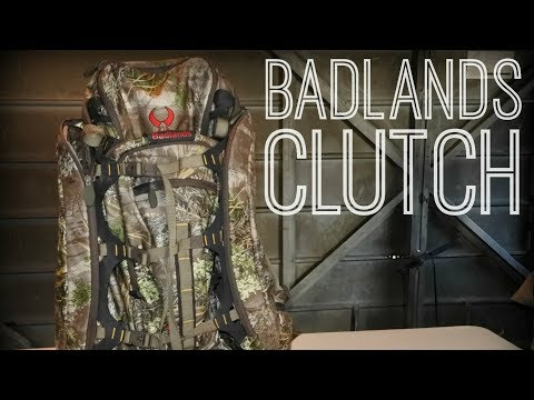 Badlands Clutch Review | 2015 Realtree Edition