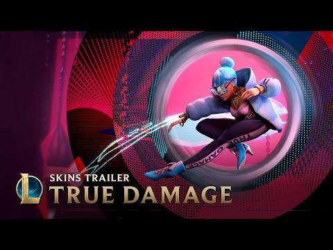 True Damage 2019: Breakout   Official Skins Trailer - League of Legends