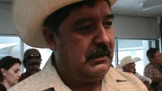 Defenderemos el agua a capa y espada dice Jako Rodríguez lider Barzonista.