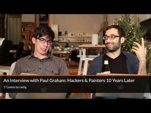 Hacker News Nation #7 - Our Interview with Paul Graham + RapGenius gets Penalized by Google