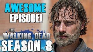 The Walking Dead Season 8 Episode 12 - The Key - Review!