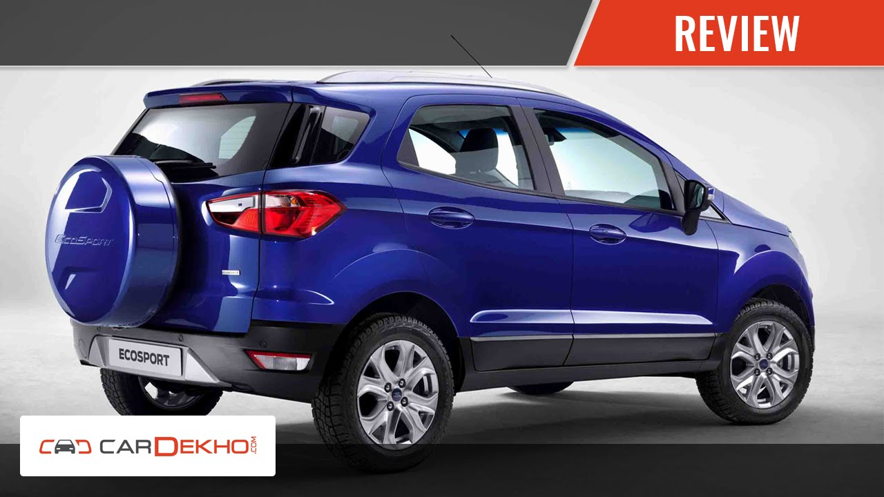 Mahindra Engines Will Soon Become The Heart Of The Ford Ecosport