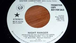 Night Ranger Sister Christian 45rpm.mp3