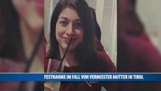 Festnahme im Fall von vermisster Mutter in Tirol