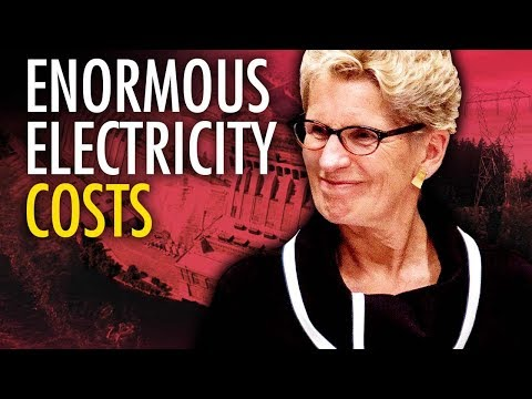 "How ""green energy"" jobs are killing Ontario's manufacturing sector"