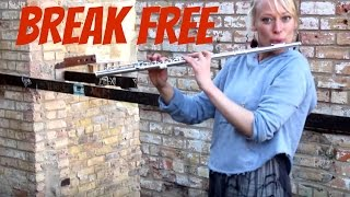 Break Free - Dubstep Flute - Bevani (original song)