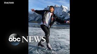 Viral figure skater brings pop culture, activism, diversity to sport