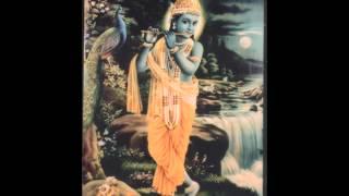Govardhana giridhara - Narayan thirtha tarangam AIR Bhakti Ranjani