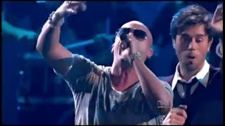 Repeat youtube video Enrique Iglesias, Wissin y Yandel, Pitbull y Shakira en vivo. Latin GAMMYs, GRAMY'S 2017
