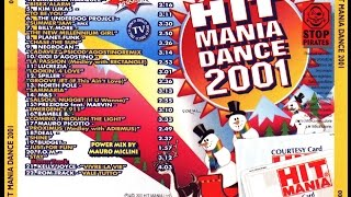 HIT MANIA DANCE 2001   by mdp
