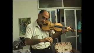 Amazing   persian violin player playing ASADOLLAH YE MALEK  melody