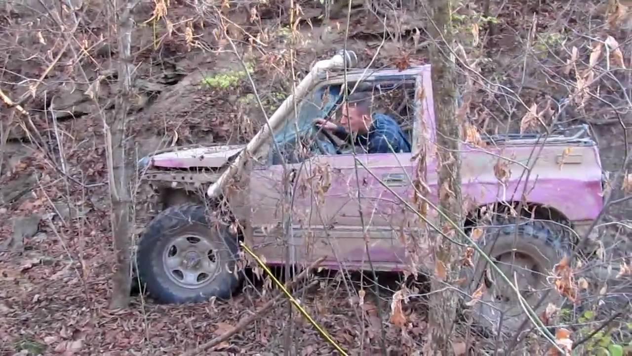 medium resolution of 4 wheeling the geo tracker