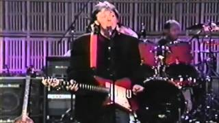 Paul McCartney, Peace In The Neighborhood- The Ed Sullivan Theatre NYC