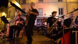 tji big band live tuscia in jazz festival ronciglione italy things to come