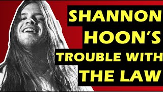 "Blind Melon  Shannon Hoon's Arrest History, The Band Behind ""No' Rain"""