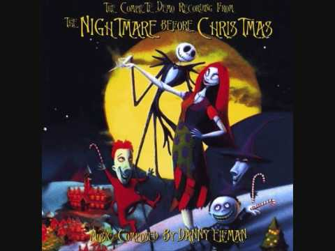 Nightmare Before Christmas - 01 - Overture.wmv - YouTube