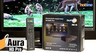 обзор медиаплеера AURA HD WiFi