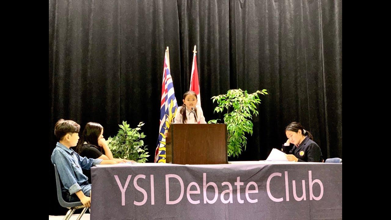 YSI 갤러리 - YSI Debate (June 16, 2021)