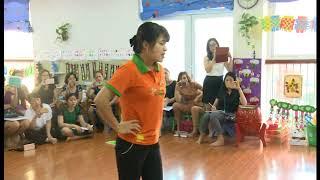 """Giáo dục thể chất """"Bật tiến về phía trước"""" - Trường MN Đô thị Sài Đồng"""