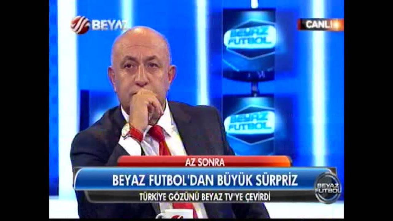 (T - ARŞİV ) Beyaz Futbol 24 Ağustos 2014 Tek Parça