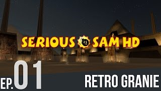"Serious Sam The First Encounter #01 - ""Egipt!"" 