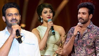 SIIMA Award Winners Of The Year 2017 || Telugu ||