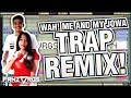Gambar cover Wah! Me and My Jowa Trap Remix   frnzvrgs 2 *FREE DOWNLOAD*
