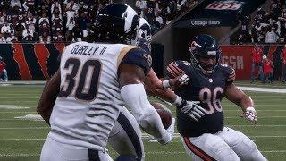 Chicago Bears vs Los Angeles Rams NFL Sunday Night Football 12/9/2018 Bears vs Rams | NFL Week 14