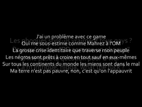 Dosseh - Putain d'époque ft. Nekfeu (Paroles / Lyrics)