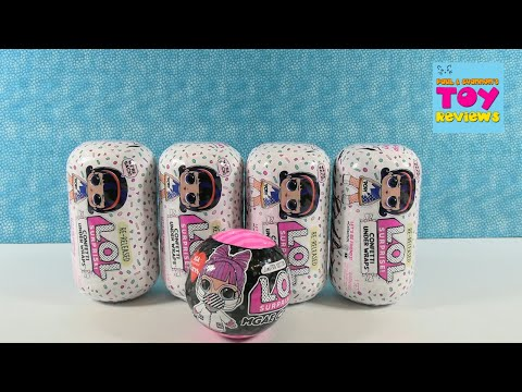LOL Surprise Special Edition & Under Wraps Confetti ReRelease Unboxing Doll Review | PSToyReviews