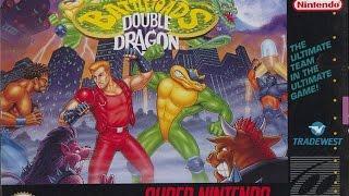 SNES Battletoads & Double Dragon Video Walkthrough